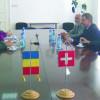 Ambasadorul Elveţiei în vizită la CCI Cluj