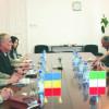 Ambasadorul Italiei în România doreşte impulsionarea relaţiilor de afaceri dintre firmele clujene şi cele italiene