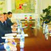 CCI Cluj a fost vizitată de reprezentanţi ai regiunii Veneto din Italia