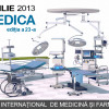 Expozitie internationala de medicina si farmacie – ROMMEDICA 2013