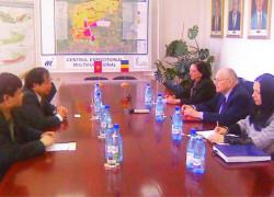 Vietnamezii sunt interesaţi să-şi extindă sfera relaţiilor de afaceri în judeţul Cluj