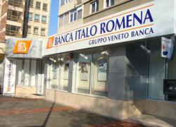 Profitul net al Băncii Italo Romena s-a diminuat anul trecut cu 39%, la 12,4 mil. euro