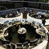 Bursele europene au închis pe roşu, pe fondul temerilor legate de o posibilă criză a lichidităţilor
