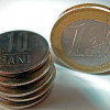 Moneda naţională se apreciază uşor, până la un curs de referinţă de 4,2327 lei/euro