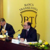 Oficialii Băncii Transilvania consideră că OUG50 ar fi trebuit să se aplice doar creditelor noi