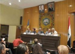 Misiune economică în Liban , Siria şi Iordania