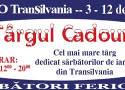 Targul cadourilor la EXPO Transilvania