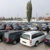 Înmatriculările de autoturisme noi au scăzut cu 26,6% în primele zece luni, la 70.629