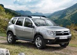 Dacia Duster a primit titlul de Maşina Anului în România