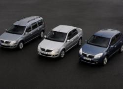 Înmatriculările Dacia în Franţa au crescut cu 75,7% în primele 11 luni, la 100.184 unităţi