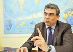 Baconschi propune oamenilor de afaceri din Israel expertiza României pentru proiecte pe terţe pieţe