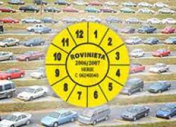 Sistemul de emitere a rovinietelor va fi întrerupt miercuri între 00:00-01:30, pentru mentenanţă
