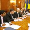 CE şi FMI s-au întâlnit cu principalele bănci străine ce au subsidiare în România