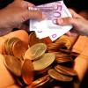 Ministerul de Finanţe a atras 700 milioane lei prin titluri de stat, la un randament mediu de 6,34%