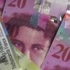 Francul elveţian a scăzut luni în raport cu moneda naţională, la 3,7592 lei