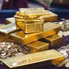 Băncile din România şi-au sporit vânzările de aur în ultimele 2 luni,pe fondul turbulenţelor externe