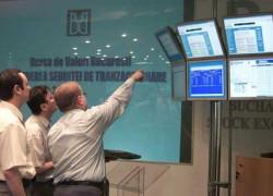 Bursa de la Bucureşti a închis şedinţa de luni pe roşu, indicii au scăzut cu până la 3,46%
