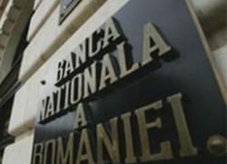 Olteanu (BNR): Regulamentul privind creditarea ar putea să intre în vigoare din noiembrie