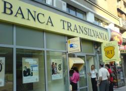 Banca Transilvania anunţă un profit net de 106,9 mil. lei în primele nouă luni, în creştere cu 53%