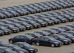 Vânzările de autoturisme au scăzut cu 10,9% în primele zece luni, la 78.848 unităţi