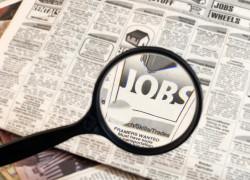 Rata şomajului a crescut în noiembrie cu 0,13 pp faţă de octombrie