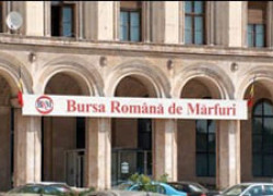 Petrolul şi certificatele CO2, cele mai solicitate produse la Bursa Română de Mărfuri