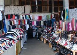 Târg specializat în produse de încălţăminte, marochinărie şi confecţii