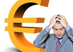 Perioada de decădere a monedei naţionale. Curs de 4,637 lei/euro