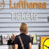 Grevă la Lufthansa