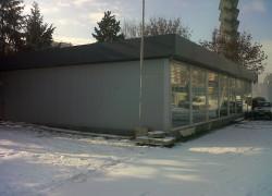 Oferta inchiriere constructie tip hala pentru activitati comerciale