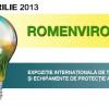 Centrul Expozitional ROMEXPO organizeaza ROMENVIROTEC 2013