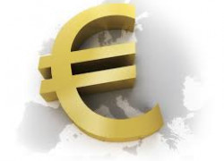 Euro s-a apreciat in raport cu dolarul american