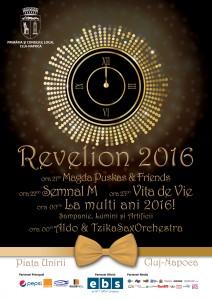 Primaria Cluj - Revelion 2015-2016 FINAL