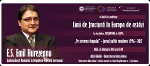 Invitatie conferinta 26feb Emil Hurezeanu