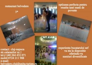 colaj belvedere-nunta