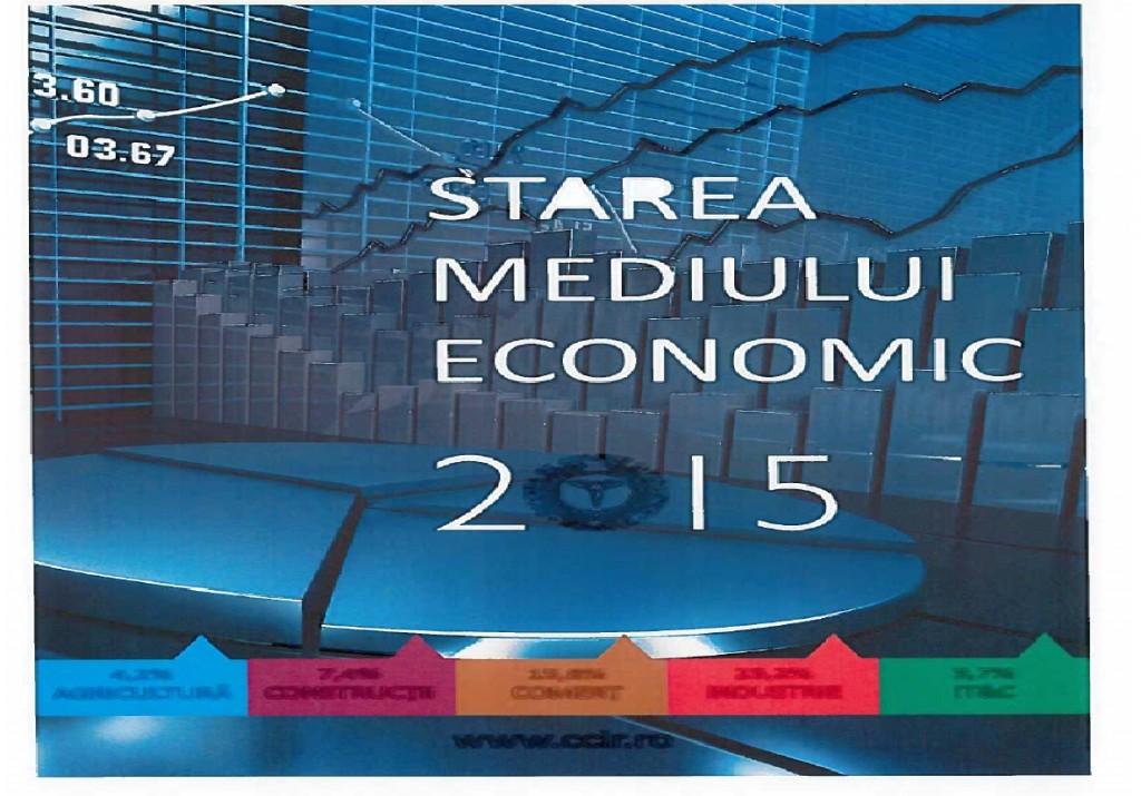 Starea Economiei 2015