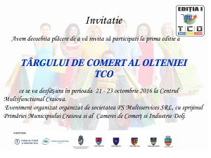 INVITATIE TCO