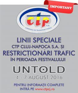 CTP DE UNTOLD
