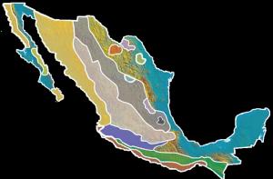 mexic minerit